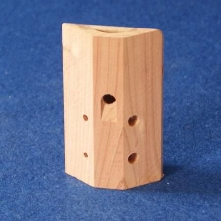 木のオカリナ「樹・音」キット