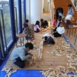 『森の劇場プロジェクト』に参加しました。