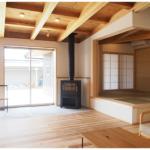 住まいの完成見学会が松坂で開催されています。