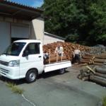 『木の駅白山』開催しました。