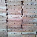 浅草プロジェクトに天然乾燥板を納品して来ました。