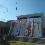 『里山ばんざい芸術祭』に参加しました ♪
