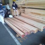 『もりずむの木』の材料検査