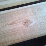 板の節穴補修が出来るようになりました!