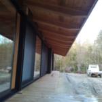 天然乾燥木材を使った素敵な住まいがまた出来上がりました!