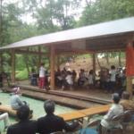 「美里水源の森」オープニングイベントが開催されました!