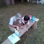 コープみえさん「森の環境体験学習」に参加しました。