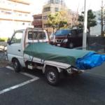 東京・門前仲町までもりずむの杉板を納品しました!