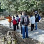 美里水源の森で自然観察会を開催しました〜♪